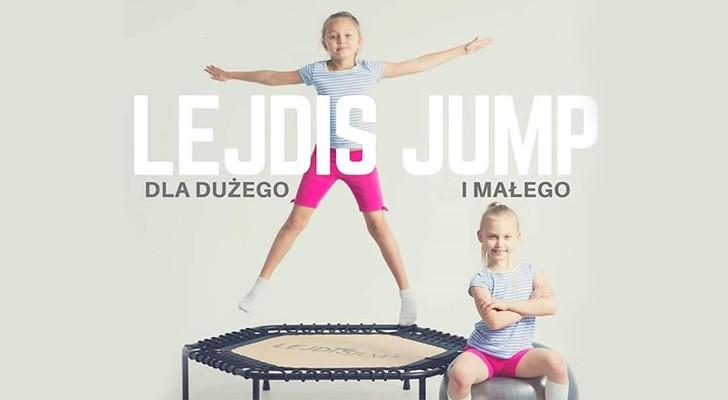 zajecia - lejdis jump kids