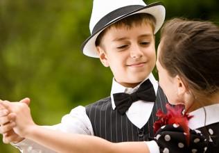 zajecia - taniec towarzystki dla dzieci